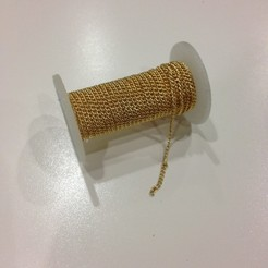 Download free 3D printer files Chain Spool, Morcelkin