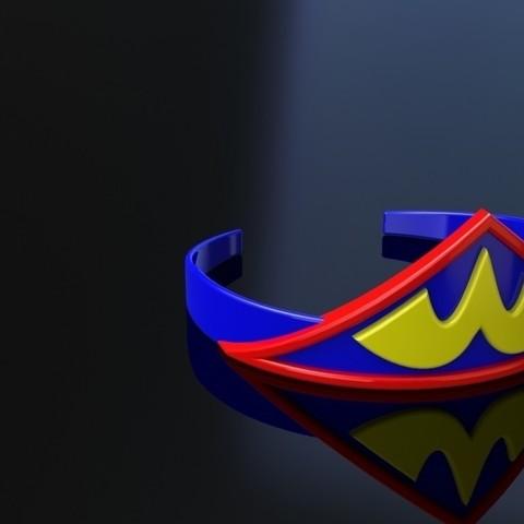 Télécharger objet 3D gratuit Diadème de Wonderella, aevafortinhi