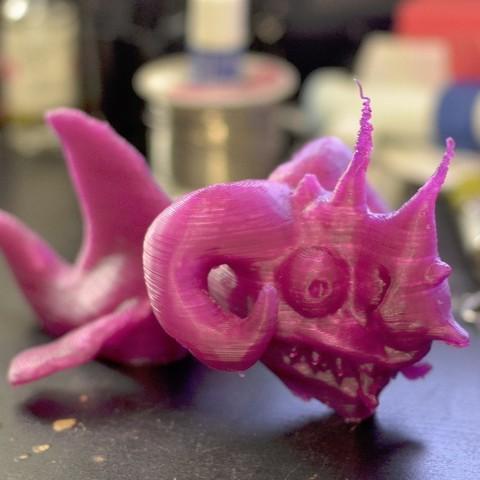 Descargar diseños 3D gratis Pez quimera, aevafortinhi