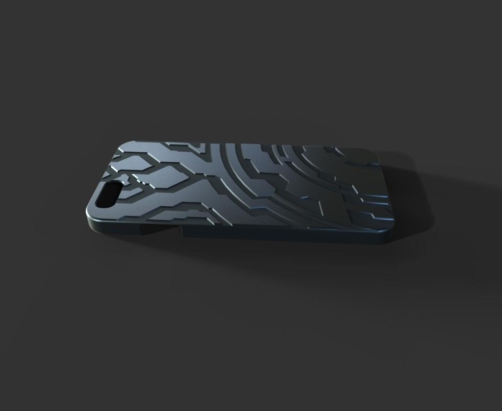 untitled.16_display_large.jpg Télécharger fichier STL gratuit Étui pour Iphone 6 (Thème Halo) • Plan à imprimer en 3D, aevafortinhi