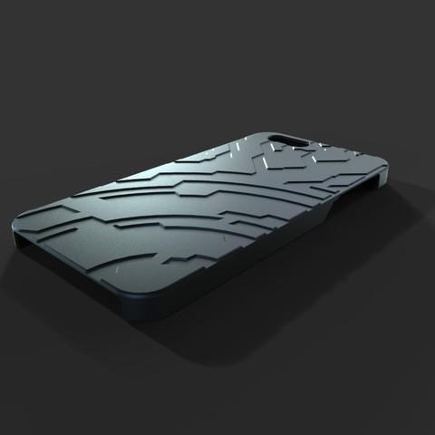 untitled.12_display_large.jpg Télécharger fichier STL gratuit Étui pour Iphone 6 (Thème Halo) • Plan à imprimer en 3D, aevafortinhi