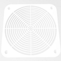 Descargar archivos STL gratis Rejilla de ventilación 140mm, ttslorenzo