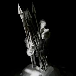 Impresiones 3D Ikaros, Starseed_mod