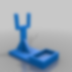 Download free STL file Glue gun stand • Design to 3D print, giuseppedibari