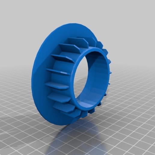 ec144c5efcc40c07002382bad41d71ab.png Download free STL file Improved desktop cable grommets • 3D printing object, giuseppedibari
