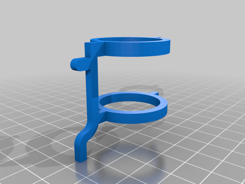 gancho_simple_con_soporte_circular_doble.png Download free STL file assortment for pegboard. Surtido de soportes para tablero perforado. • Model to 3D print, giuseppedibari