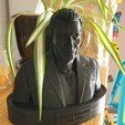 Download 3D printer model JOHNNY HALLYDAY 2nd version, yohannlaroche63