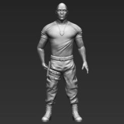 dwayne-johnson-fast-and-furious-ready-for-full-color-3d-printing-3d-model-obj-stl-wrl-wrz-mtl (17).jpg Download STL file Dwayne The Rock Johnson Fast and Furious 3D printing ready stl obj • 3D printer design, PrintedReality