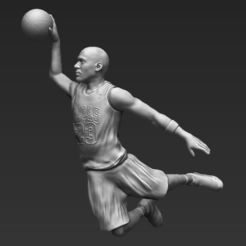 michael-jordan-ready-for-full-color-3d-printing-3d-model-obj-mtl-stl-wrl-wrz (24).jpg Download STL file Michael Jordan 3D printing ready stl obj • 3D print template, PrintedReality