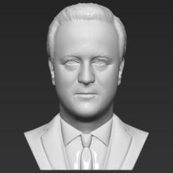 1.jpg Download STL file David Cameron bust 3D printing ready stl obj formats • Model to 3D print, PrintedReality