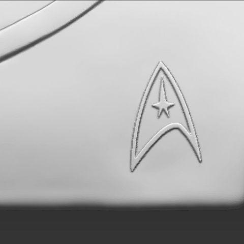 Download free STL file Captain Kirk Chris Pine Star Trek bust 3D