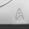 Download free STL file Captain Kirk Chris Pine Star Trek bust 3D printing ready stl obj, PrintedReality