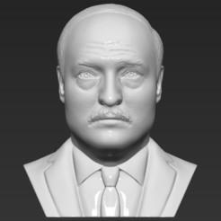 1.jpg Download STL file Alexander Lukashenko bust 3D printing ready stl obj formats • 3D printable design, PrintedReality