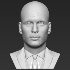 1.jpg Download STL file Pep Guardiola bust 3D printing ready stl obj formats • 3D print model, PrintedReality