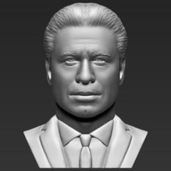 1.jpg Télécharger fichier STL John Travolta a mis fin à l'impression 3D des formats stl obj prêts • Design pour imprimante 3D, PrintedReality