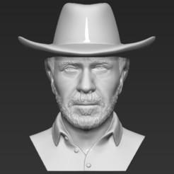 1.jpg Télécharger fichier STL Chuck Norris fait exploser les formats stl obj prêts pour l'impression 3D • Objet imprimable en 3D, PrintedReality
