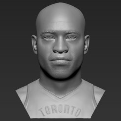 1.jpg Download STL file Vince Carter bust 3D printing ready stl obj formats • 3D printing object, PrintedReality