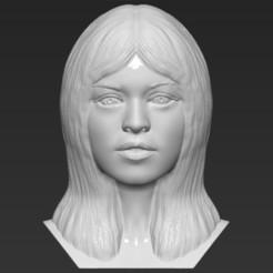 1.jpg Download STL file Brigitte Bardot bust 3D printing ready stl obj formats • 3D printing object, PrintedReality