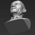 3D print model Walter White Breaking Bad bust 3D printing ready stl obj, PrintedReality