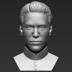 1.jpg Download STL file Neo Keanu Reeves from Matrix bust 3D printing ready stl obj formats • 3D printer object, PrintedReality