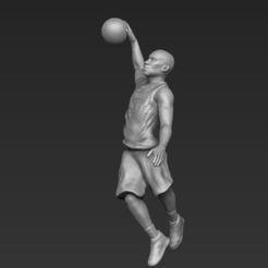 kobe-bryant-ready-for-full-color-3d-printing-3d-model-obj-stl-wrl-wrz-mtl (10).jpg Download STL file Kobe Bryant 3D printing ready stl obj • 3D printing model, PrintedReality