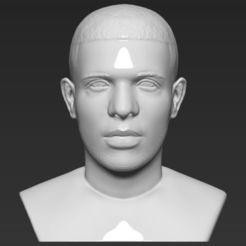 Download 3D printer model Drake bust 3D printing ready stl obj, PrintedReality