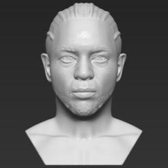 1.jpg Télécharger fichier STL Kendrick Lamar a découvert des formats stl obj prêts pour l'impression 3D • Design imprimable en 3D, PrintedReality