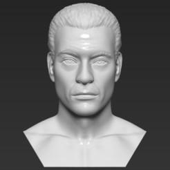 1.jpg Télécharger fichier STL Van Damme Kickboxer fait sauter l'impression 3D des formats stl obj prêts • Modèle imprimable en 3D, PrintedReality