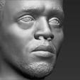 Download 3D printing files Usain Bolt bust 3D printing ready stl obj, PrintedReality