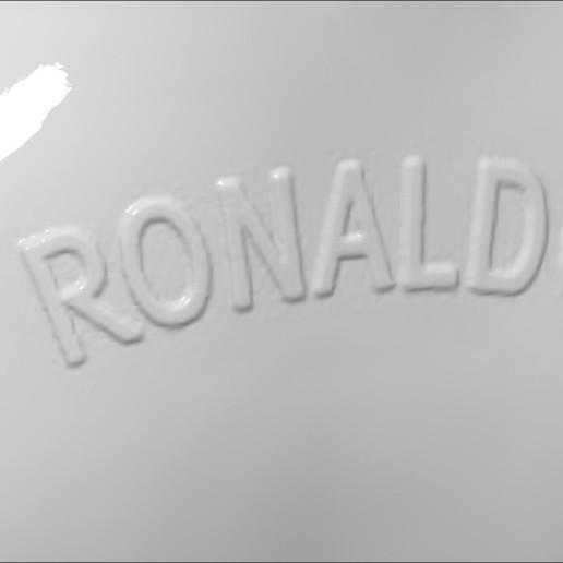 20.jpg Download STL file Ronaldo Nazario Brazil bust 3D printing ready stl obj formats • Template to 3D print, PrintedReality