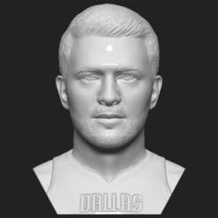 1.jpg Télécharger fichier STL Luka Doncic a arrêté l'impression 3D des formats stl obj prêts • Objet à imprimer en 3D, PrintedReality