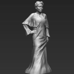 Download 3D printer model Adele 3D printing ready stl obj, PrintedReality