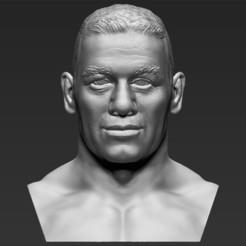1.jpg Download STL file John Cena bust 3D printing ready stl obj • 3D print design, PrintedReality