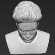 STL Edward Cullen Twilight Pattinson busto a todo color impresión 3D, PrintedReality