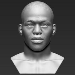 1.jpg Télécharger fichier STL Jon Jones fait exploser les formats stl obj prêts pour l'impression 3D • Plan pour imprimante 3D, PrintedReality