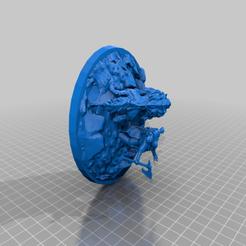 Khayon_Scene.png Download free OBJ file Khayon (& Gyre) • 3D printable design, SchrodyCosp