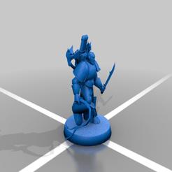 Télécharger fichier OBJ gratuit Lucius, el sempiterno • Plan pour impression 3D, SchrodyCosp