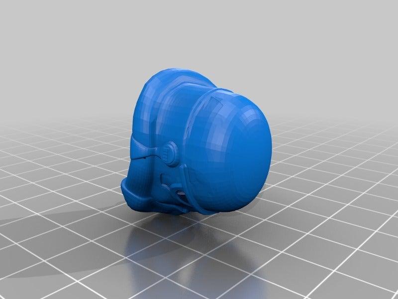 ae5a1d22d831236562b5da910e600c15.png Télécharger fichier OBJ gratuit Premier montage Cosplay : Casque de soldat d'assaut • Modèle imprimable en 3D, SchrodyCosp