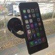 Download free STL file iGrip iPhone-6 mount • Model to 3D print, Cornbald