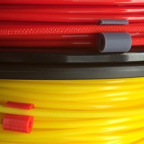 photo_3_display_large.jpg Télécharger fichier STL gratuit Clip de filament • Modèle pour imprimante 3D, Cornbald