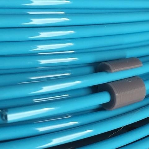 photo_2_display_large.jpg Télécharger fichier STL gratuit Clip de filament • Modèle pour imprimante 3D, Cornbald