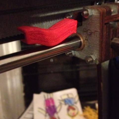 Télécharger modèle 3D gratuit tendeur facile, Cornbald