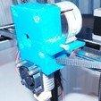 Modèle 3D gratuit Montage de l'extrudeuse à engrenage direct E3D, Khuzural