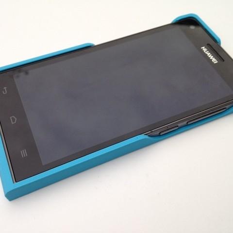 IMG_0109_display_large.jpg Télécharger fichier STL gratuit Huawei Ascend étui G6 • Objet pour impression 3D, Khuzural