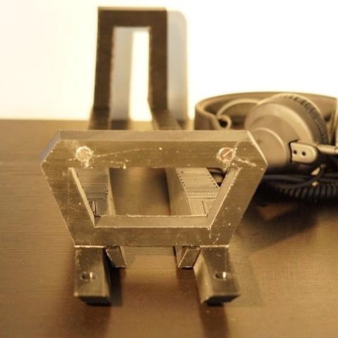 f8868753ae4f8fbf0802781d50461cde_display_large.JPG Télécharger fichier STL gratuit Encore un autre support d'écouteurs • Objet imprimable en 3D, csigshoj