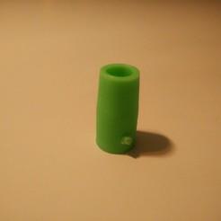 Download free 3D printing designs Kite valve - big adapter, csigshoj