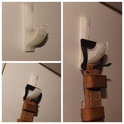 Download free STL file Ikea Closet Hook • 3D printer model, csigshoj