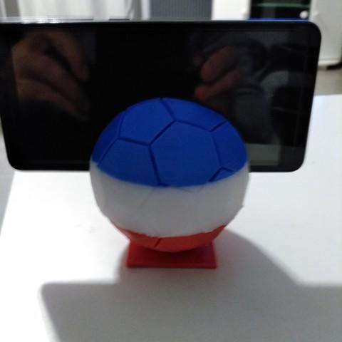 Free 3D model mobile phone holder, davidjuglas