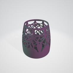 Descargar archivos STL Flower Vase, silvialugo24