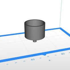 Funnel 1.JPG Télécharger fichier STL Entonnoir de purge des freins des VTT • Design pour imprimante 3D, OriginalPrecision
